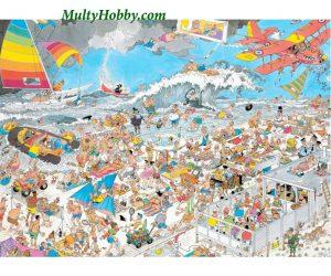 Puzzle En la playa