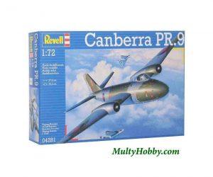 Canberra PR9