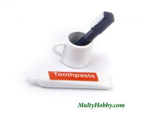 Juego cepillo de diente