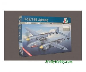 P-38 / F-5E Lightning
