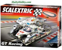 Scalextric GT Racing