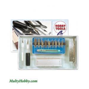 Caja herramientas profesional - KIT Nº 2 con tapíz de corte
