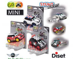 Go Mini Stunt Racers