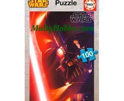 PUZZLE 100 STAR WARS DORADO / EDUCA 16361