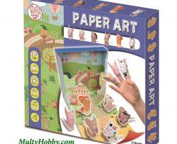 Paper Art Animales de la Granja