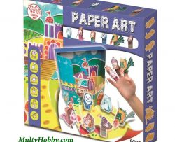 Paper Art Personajes