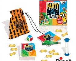 Party & Co. Cartas