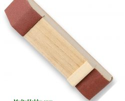 Taco lijador para madera