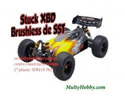 Buggy 1/9 STUCK