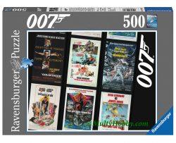 James Bond 007 Retro