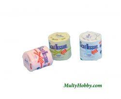 Papel higiénico pack 3