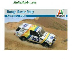 Range Rover Paris-Dakar
