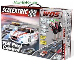 Scalextric Full Fuel Control
