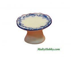 Soporte pastel cerámica
